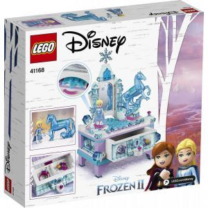 Lego Disney Princess – Elsas Jewellery Box Creation 41168