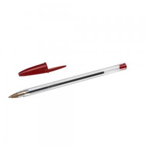 Bic – Στυλό Cristal Medium 1.0 Κόκκινο 001077