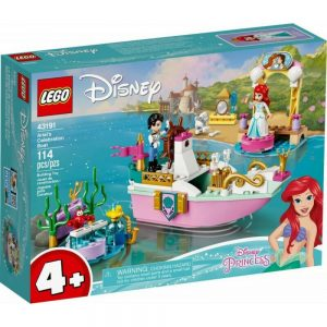 Lego Disney Princess – Ariels Celebration Boat 43191