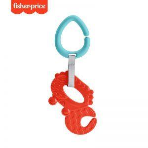 Fisher Price – Ζωάκι Οδοντοφυΐας Καβουράκι GYV39 (GYN23)