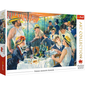 Trefl – Puzzle Luncheon Of The Boating Party, Pierre-Auguste Renoir 1000 Pcs 10499