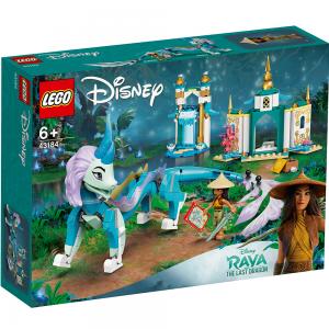 Lego Disney Princess – Raya And Sisu Dragon 43184