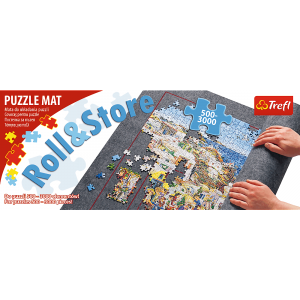 Trefl – Puzzle Mat, Roll & Store 500-3000 pcs 60986