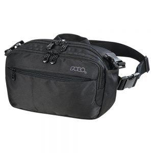Polo – Τσαντάκι Μέσης Camera, Μαύρο 9-08-004-02