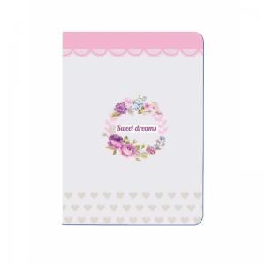 Diakakis – Σημειωματάριο Tesoro Ραφτό Sweet Dreams, Pink A6 40 Φύλλων 52192