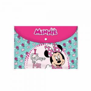 Diakakis – Φάκελος Κουμπί A4, Minnie I Belive In Me 562502