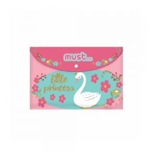 Diakakis Must – Φάκελος Κουμπί A4, Swan 579814